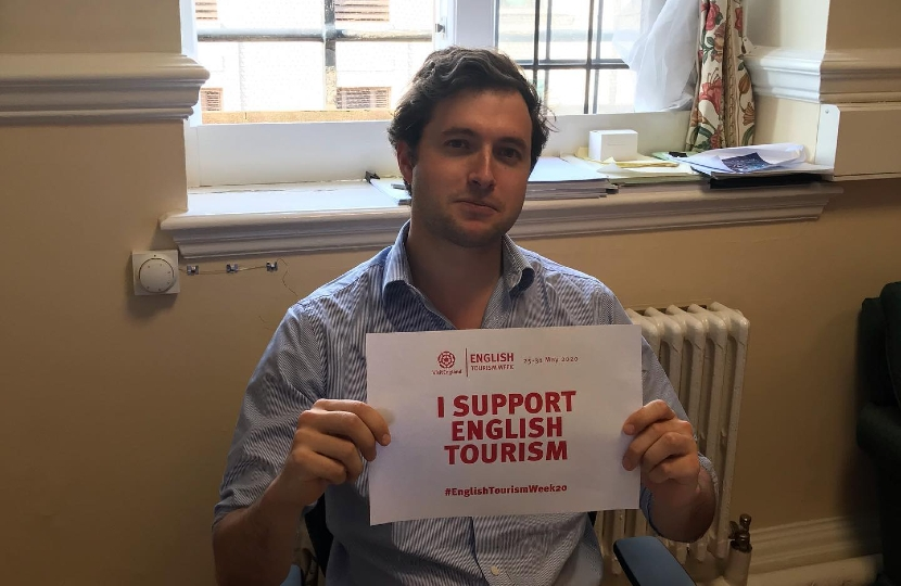 Support English Tourism